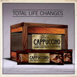 Iaso Cafe Cappuccino