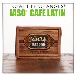 Iaso Cafe Latin Style