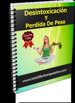 Desintoxicacion y perdida de peso