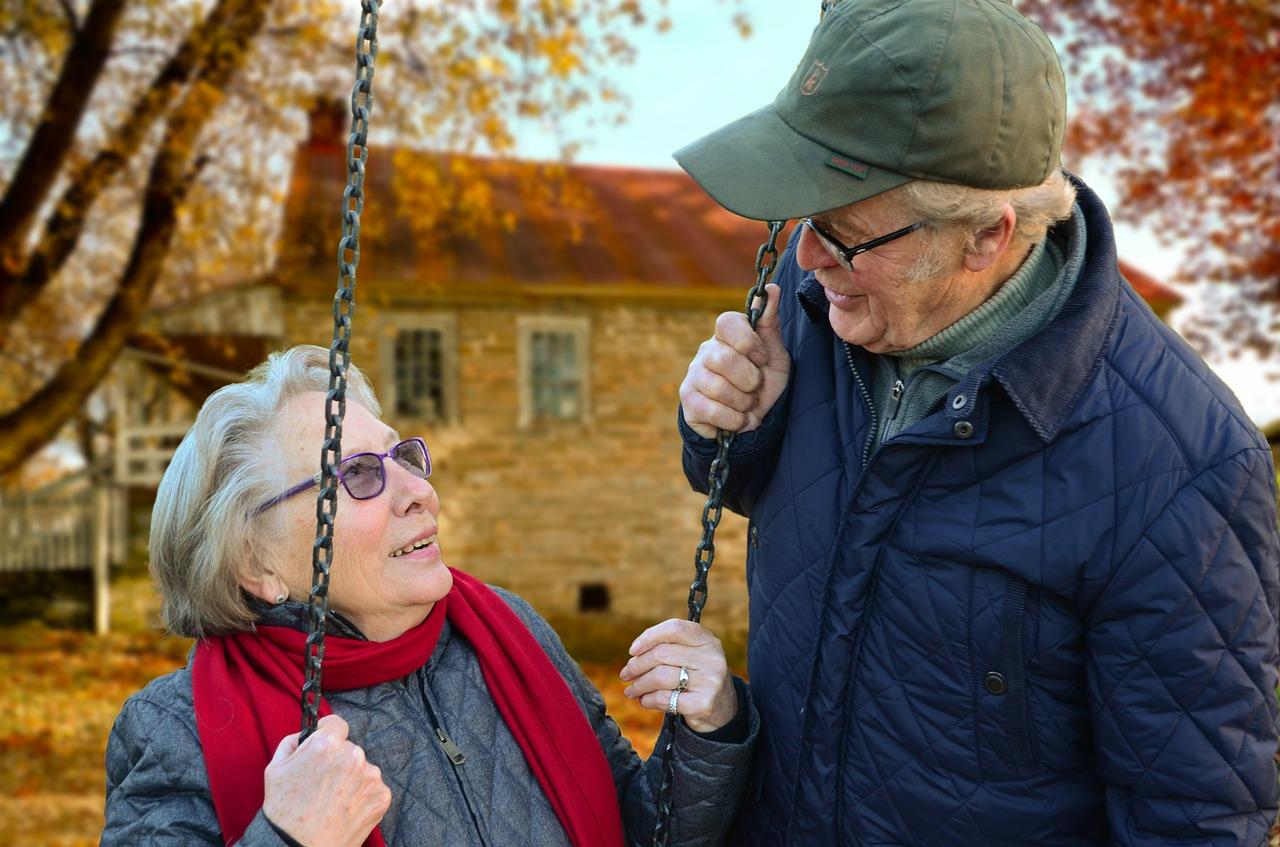 Consejos Para Vivir Feliz a Medida Que Envejecemos