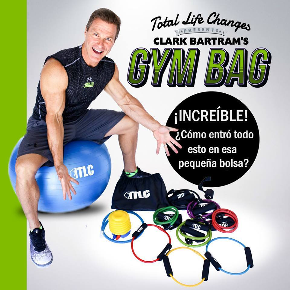Gym Bag Total Life Changes