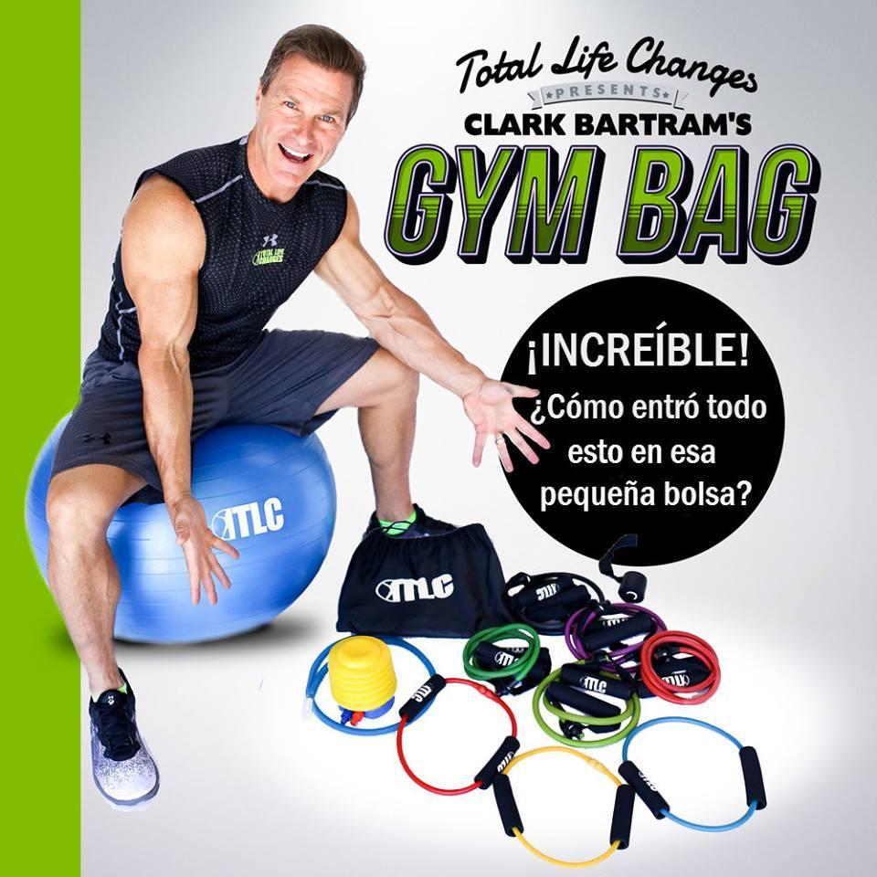 Gym Bag Total Life Changes